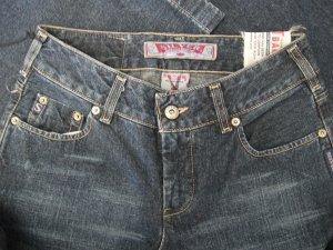 Silver Jeans Denims Sz 27/33 Contour Waist BKE 45
