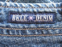 Buckle Brand Jeans Denims BKLE Rachael Sz 28 BKE 70