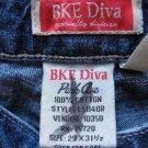 Buckle Brand Jeans Denims DIVA Park Ave Sz 29 BKE 59