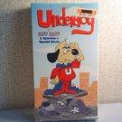 UNDERDOG VS RIFF RAFF VHS New Rare - tv series