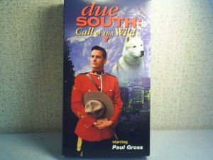 DUE SOUTH : Call of the Wild VHS tv series finale movie