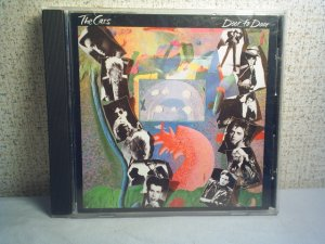 The Cars - DOOR TO DOOR  CD