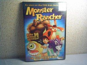 MONSTER RANCHER DVD animated tv series