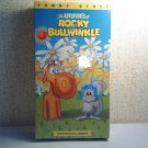 The Adventures of Rocky and Bullwinkle - Pottsylvania Creeper New Sealed VHS movie