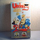 UNDERDOG  The Alien Chronicles  New sealed vhs tv series