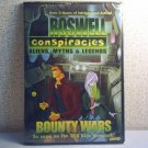 ROSWELL Conspiracies Aliens, Myths, and Legends - Bounty Wars New sealed dvd  animated tv series