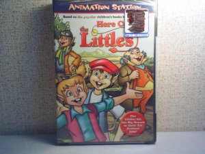 HERE COME THE LITTLES - dvd MOVIE  NEW SEALED