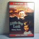 The Littlest Angel / Little Boy Lost - 2 COMPLETE FEATURE FILMS dvd movie