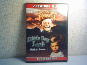 The Littlest Angel / Little Boy Lost - 2 COMPLETE FEATURE FILMS dvd movie
