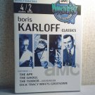 amc MONSTER FEST Collection - Boris Karloff Classics DVD movie