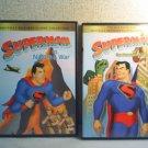 SUPERMAN VS NATURE & WAR / SUPERMAN VS MONSTERS & VILLANS
