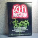 THE SCI - FI INVASION 4 Science fiction Classic Movies on Dvd