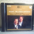 mozart_the 5 violin concertos classical music cd