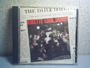ROXETTE - LOOK SHARP MUSIC CD