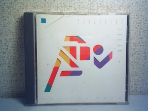 TANGERINE DREAM - OPTICAL RACE  MUSIC CD
