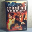 RESIDENT EVIL - DEGENERATION An Original CG Motion Picture  dvd movie