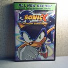 SONIC X - A SUPER SONIC HERO DVD  tv series