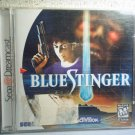 BLUE STINGER - SEGA DREAMCAST VIDEO GAME