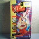 EARTHWORM JIM - BOOK OF DOOM  animated tv series  vhs NEW