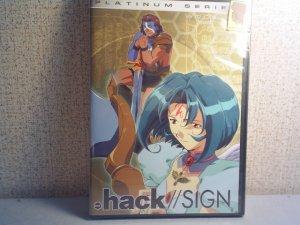 HACK// SIGN O2 - OUTCAST NEW ANIME  tv series DVD