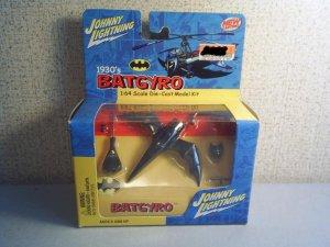 Johnny Lightning 1930's Batgyro - NEW in Box