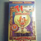TEX RIDES AGAIN! -  NEW VHS animated tv series