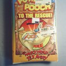 POWER POOCH TO THE RESCUE - VHS animated tv series NEW