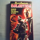 BATTLESTAR GALACTICA - RETURN OF STARBUCK - VHS tv series