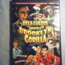 BELA  LUGOSI MEETS A BROOKLYN GORILLA - DVD MOVIE