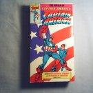CAPTAIN AMERICA - ORIGIN OF CAPTAIN AMERICA - VHS - tv series