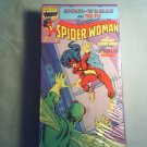 SPIDERWOMAN AND THE FLY - VHS - tv series