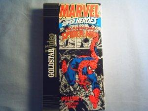SPIDERMAN  LIZARDS, LIZARDS, EVERYWHERE  VHS = tv series