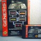 WILLAMS ARCADE 'S GREATEST HITS  - SEGA GENESIS VIDEO GAME