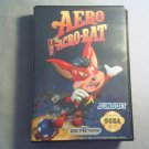 AERO THE ACRO BAT - SEGA GENESIS VIDEO GAME