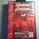 Spiderman/Venom - MAXIMUM CARNAGE Sega Genesis Video game