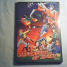 Defenders of Space - New Anime Movie DVD