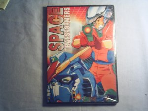 Space Transformers - DVD Anime Movie - NEW