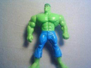 McDonald's Happy Meal Hulk Figure, Loose