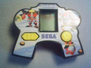 SONIC THE HEDGEHOG HAPPY MEAL TOY - LOOSE