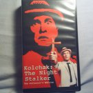 KOLCHAK THE NIGHT STALKER - VOLUME ONE VHS tv series