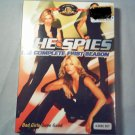 SHE SPIES - THE COMPLETE FIRST SEASON - DVD TV SERIES NEW