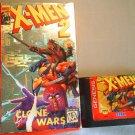 X-MEN CLONE WARS - SEGA GENESIS VIDEO GAME