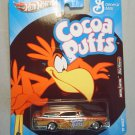 2011 HOT WHEELS COCOA PUFFS '57 BUICK NEW