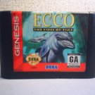 ECHO THE TIDES OF TIME - SEGA GENESIS VIDEO GAME