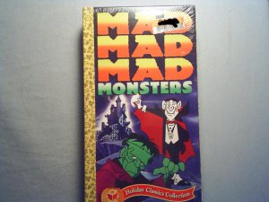 MAD MAD MONSTERS - VHS TV SPECIAL