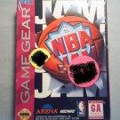 NBA JAM SEGA GAME GEAR VIDEO GAME