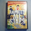 ANIMATED ALL STARS - DVD Over 50 cartoons!