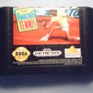 Amazing Tennis - Sega Genesis Video Game