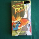 STREETFIGHT VHS movie NEW