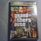 GRAND THEFT AUTO IV - XBOX 360 VIDEO GAME